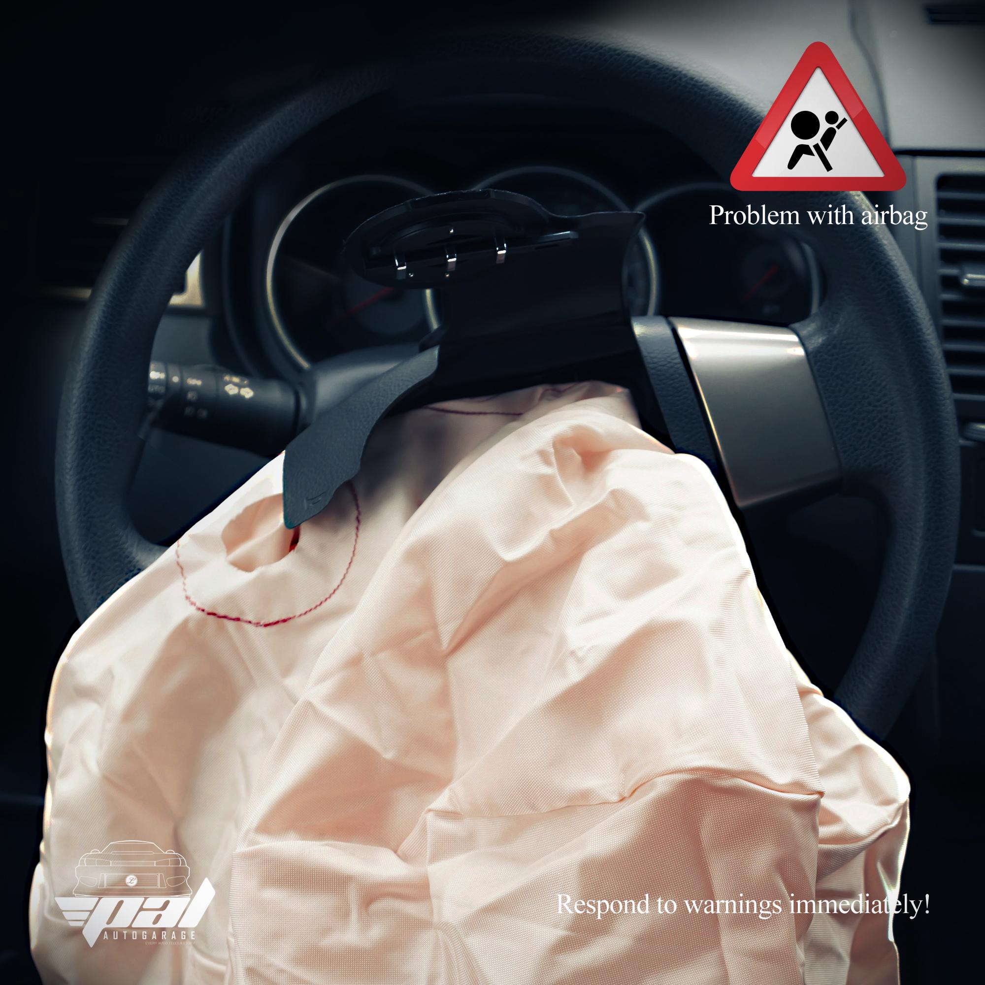 Airbag Warning Light | Airbag Repair Dubai